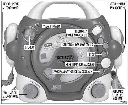 Bontempi CD-Player Adapter