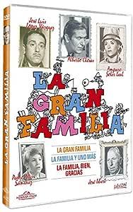 La gran familia (1, 2 y 3) [DVD]