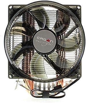 Disipador con ventilador para CPU – cm-4: Amazon.es: Electrónica