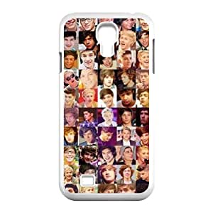 D-PAFD Customized One Direction Pattern Protective Case Cover Skin for Samsung Galaxy S4 I9500