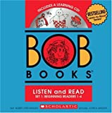 img - for BOB Books Set 1 Bind-up: Books #1-4 + CD book / textbook / text book