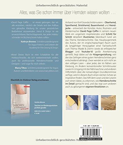 Hemd & Design: Das große Ideenbuch: Technik Design Muster: Amazon.de ...