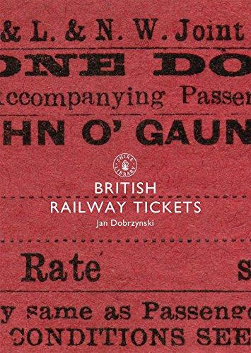 (British Railway Tickets (Shire Library))