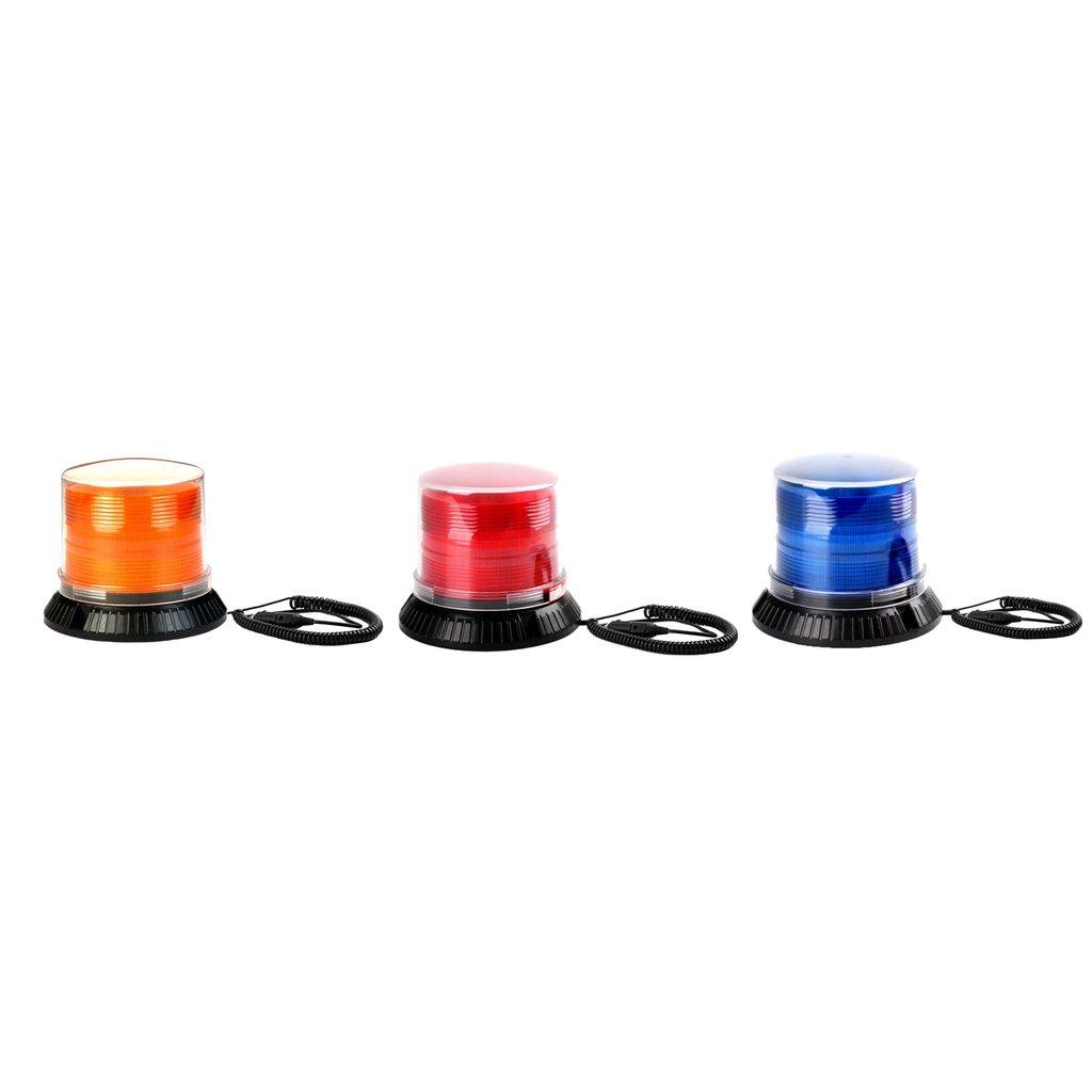 Homyl 車載信号灯 警告灯 ビーコン LED 高輝度 事故避け 安全装置 交換可能 防水 長持ち 3点入り B07BRVYWCQ