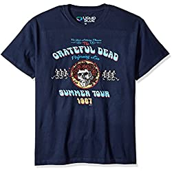 Liquid Blue Men's Bertha Tour T-Shirt, Navy Blue, 2XL