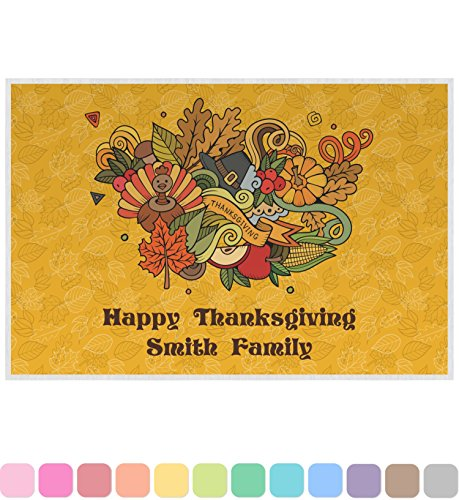 Mom Innovations Happy Thanksgiving Placemat (Laminated) (...