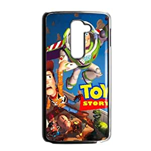 Toy Story 4 LG G2 Cell Phone Case Black kcgj