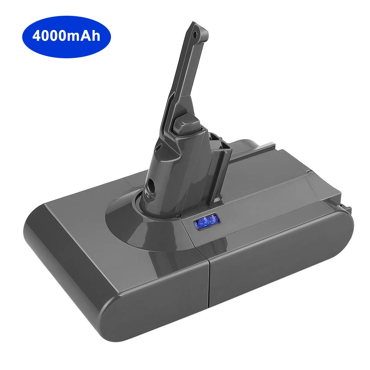 【Upgrade】21.6V 4000mAh Lithium Replacement Battery for Dyson V8 Absolute Cordless Handheld Vacuum Cleaner