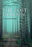 The Lost Domain, Alain-Fournier and Frank Davison, 0199678685