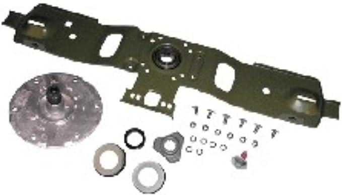 Porta rodamientos lavadora Brandt MALICE 55x2983 + 55x2985 + 55x2982: Amazon.es: Bricolaje y herramientas