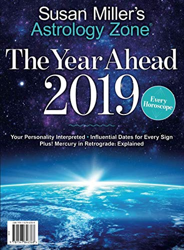 Susan Miller's Astrology Zone The Year Ahead 2019 (Best Email Service 2019)