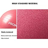 PROMIC Exercise Ball (75 cm) with Foot