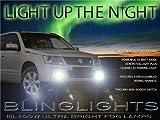 2005-2017 Suzuki Grand Vitara Fog Lamps Driving Lights Kit