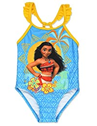 Disney Moana Girls Swimwear Swimsuit (Toddler)
