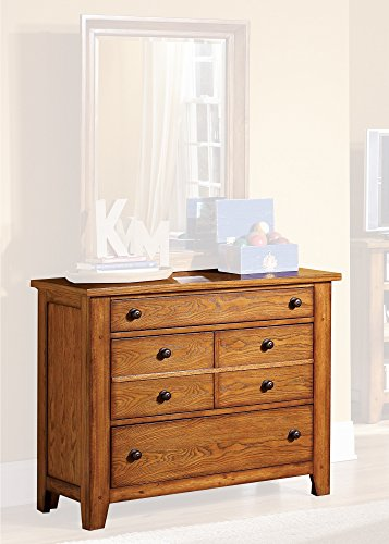 Liberty Furniture 175-BR30 Grandpa's Cabin 3-Drawer Dresser, 40