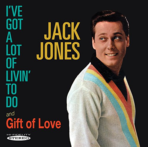 I've Got A Lot Of Livin' To Do / Gift Of Love, used for sale  Delivered anywhere in USA