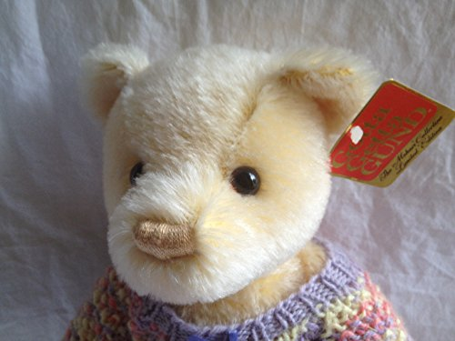 (Gund Mohair Collection Limited Edition-Kimberly)