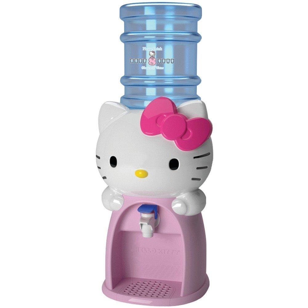 Dispenser hello kitty water