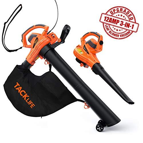 TACKLIFE Leaf Vacuum 5