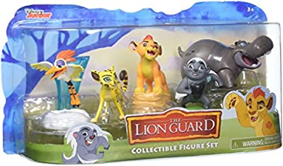 Disney Lion Guard Figures (5 Pack)