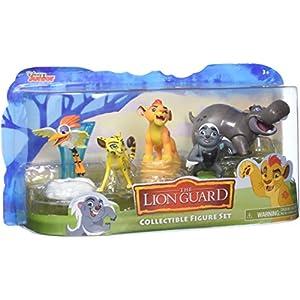 Disney Lion Guard Figures (5 Pack) – Amazon Exclusive