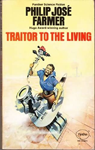 book cover of Traitor to the Living
