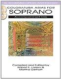 Coloratura Arias for Soprano, , 1458402622