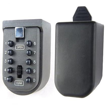 d6024ec18e8e Interior y Exterior Llave de Pared Enfermera Llave de Clave, botón  combinación, Pared Caja