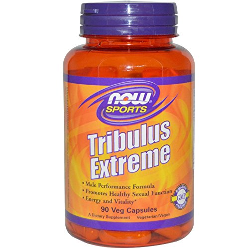 Now Foods, Sports, Tribulus Extreme, 90 Veggie Caps - 2PC