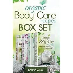 Organic Body Care Recipes Box Set: Organic Body Sc
