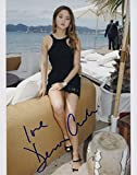 Devon Aoki signed 8x10 photo