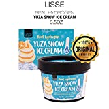 LISSE Real Hydrogen Yuza Snow Ice Cream Facial Cream 3.5oz Face Cooling Facial Cream, K-Beauty