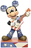 Disney Traditions by Jim Shore 6000968 Americana Mickey Mouse Figurine