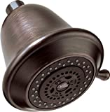 Delta RP43381RB Touch-Clean 5-Setting Showerhead, Venetian Bronze