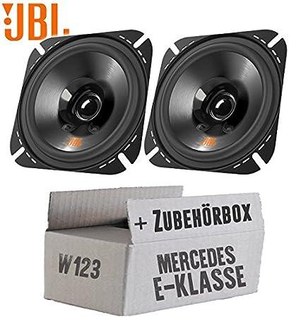 Lautsprecher Boxen Jbl Stage2 424 2 Wege 10cm Koax Auto Einbauzubehör Einbauset Für Mercedes W123 Front Just Sound Best Choice For Caraudio Navigation