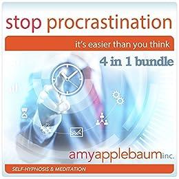 Get PDF Stop Procrastinating: Get It Done (Self-Hypnosis