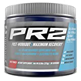 PR2 Post Workout BCAA 2:1 with Glutamine, Amino Acids, Vitamins | Maximum Recovery, Complete Nutritional Bodybuilding Supplement – 30 Servings (Fruit Punch) by Youwiin Sports Nutrition