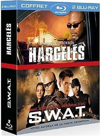 Harcelés + S.W.A.T. unité délite [Francia] [Blu-ray]: Amazon ...