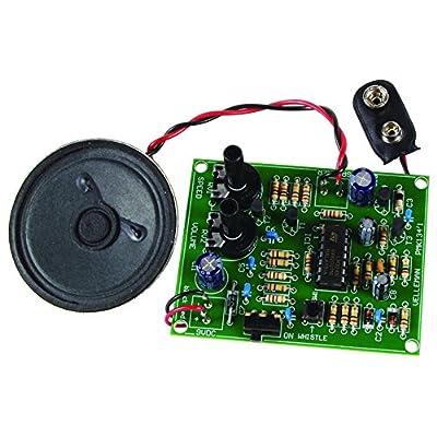 Velleman Steam-Engine Sound Generator Kit: Office Products