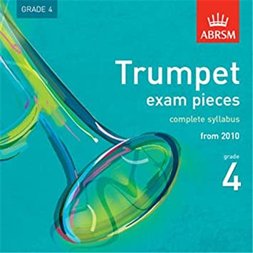 ABRSM: Trumpet Exam Pieces CD - Grade 4 Complete Syllabus