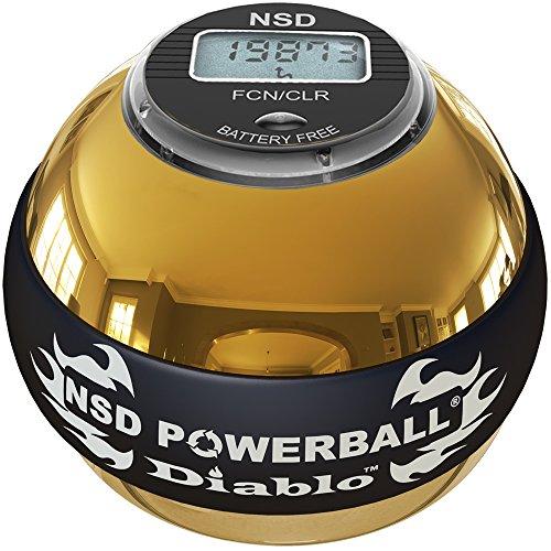 450Hz Diablo Pro S Light Weight Metal - Gold