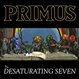 51sEg0 QVNL. SL160  - Primus - The Desaturating Seven (Album Review)