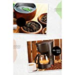 APPLL-Inizio-Caffettiera-600Ml-Semiautomatico-Mini-Macchina-da-caff-Americano-Drip-Coffee-Macchina-per-t-E-caff-con-Filtro-di-Rete-di-Conservazione-di-Calore-del-Piatto