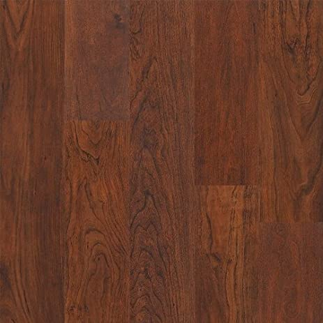 SwiftLock Spiced Cherry Laminate Flooring Sample