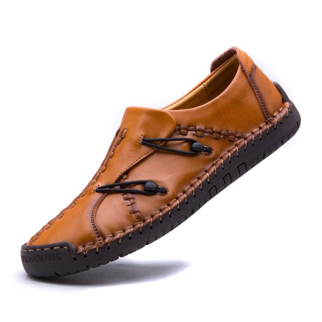 Zxcvb Herbst Herren Lederschuhe Business Casual Lederschuhe Leder Rutschfeste Schuhe Größe 38-48