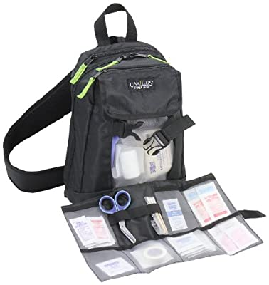 Tactical First Aid Kit: Camillus Sling Pack First Aid Kit from Acme United Corporation (Sports)