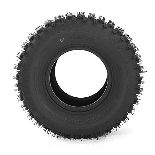 Set of 2 ATV Tire P336 20x10-9 Rear, 4 Ply by Bestroad (Image #3)