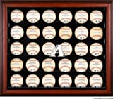 Arizona Diamondbacks 2007 Framed 30-Ball Logo Case