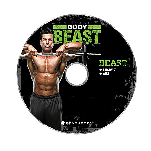 (Body Beast Lucky 7 Workout DVD)