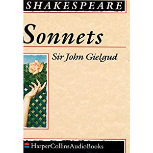 Sonnets Audiobook